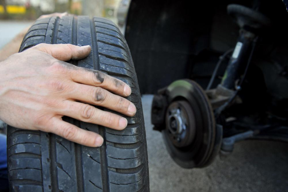 Tire rotation prevents uneven wear of tires.