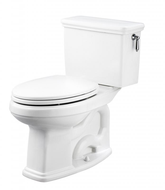 How do I stop a toilet from running?