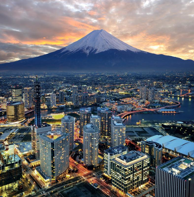 Tokyo is the capital of Japan.