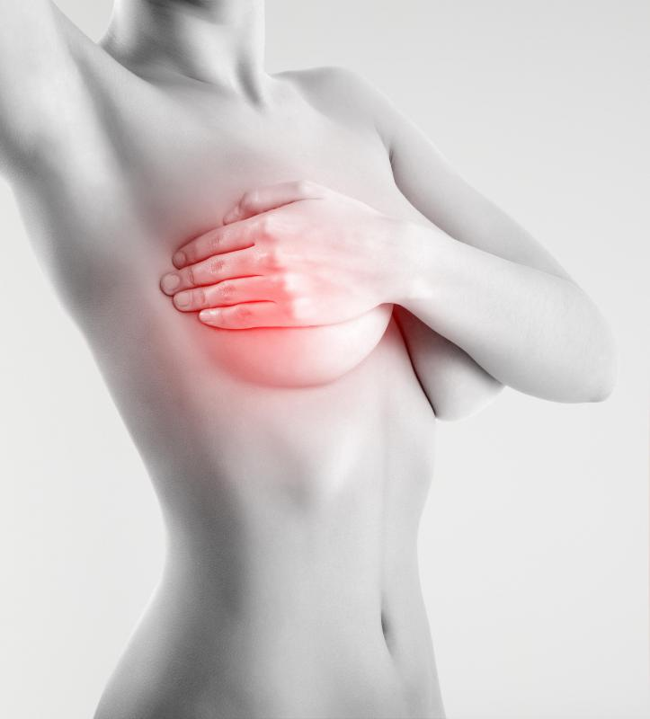 Soreness is common after breast reconstruction.