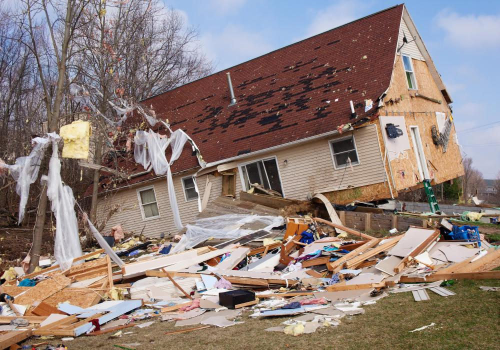 Consider the types of disasters covered by each insurance plan before choosing one.