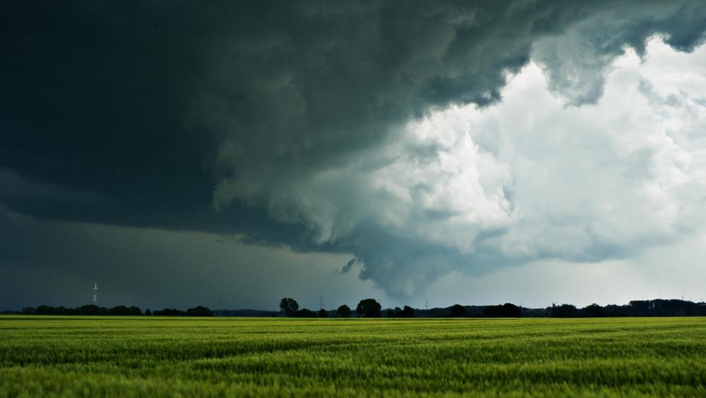 Emergency management in the American Midwest often involves responding to tornadoes.