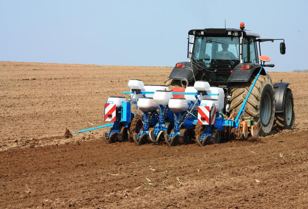 Appraisers can evaluate farm equipment values.