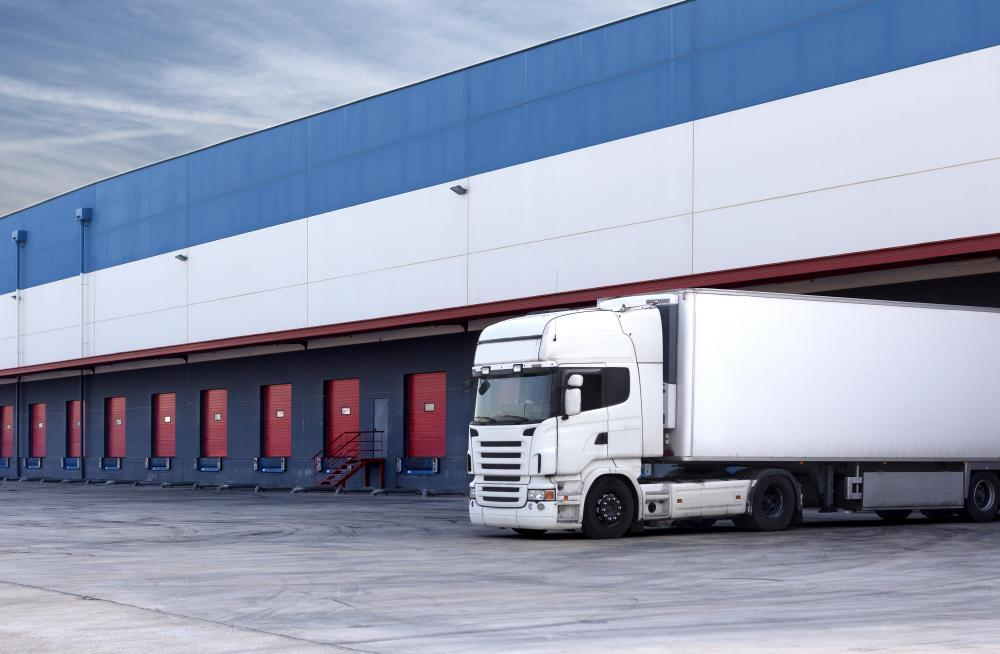 The transportation of the warehouse goods is an important duty of a logistics manager.