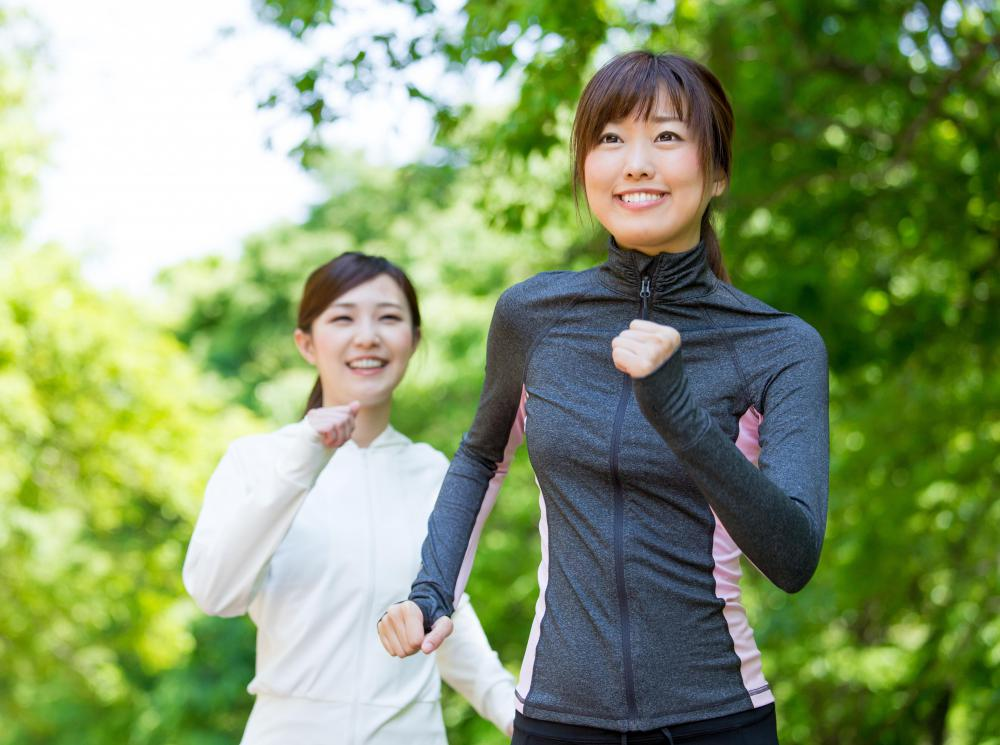 Depending on the runner's metabolism, a one-hour jogging workout can burn up to 1,000 calories.