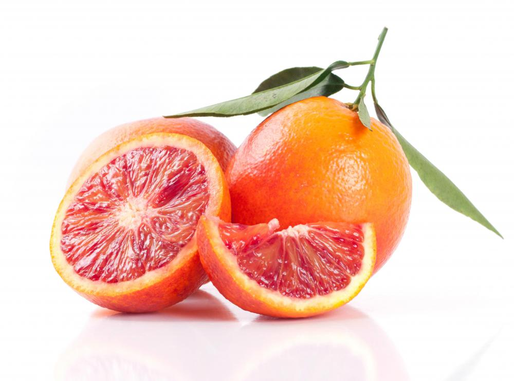 What Is A Blood Orange With Pictures