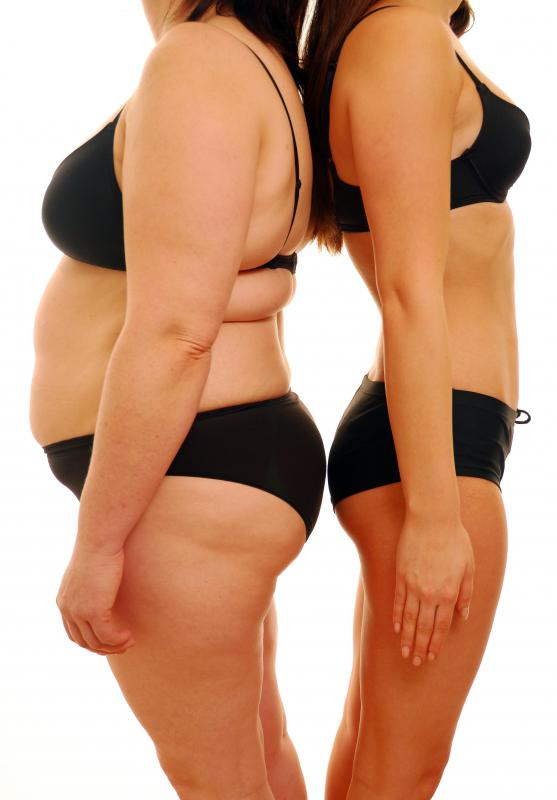 Body image can be a strong influence on self confidence.