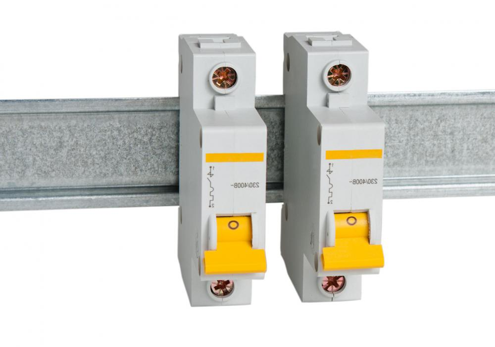 Circuit breakers are safety mechanisms that can help prevent electrical fires or other damage caused by a short circuit.