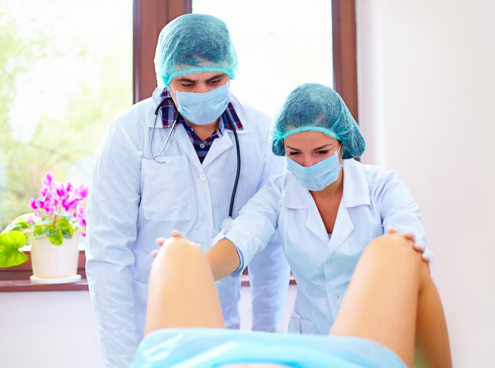 Perineal repair generally occurs after a vaginal birth when the perineum is torn or cut.