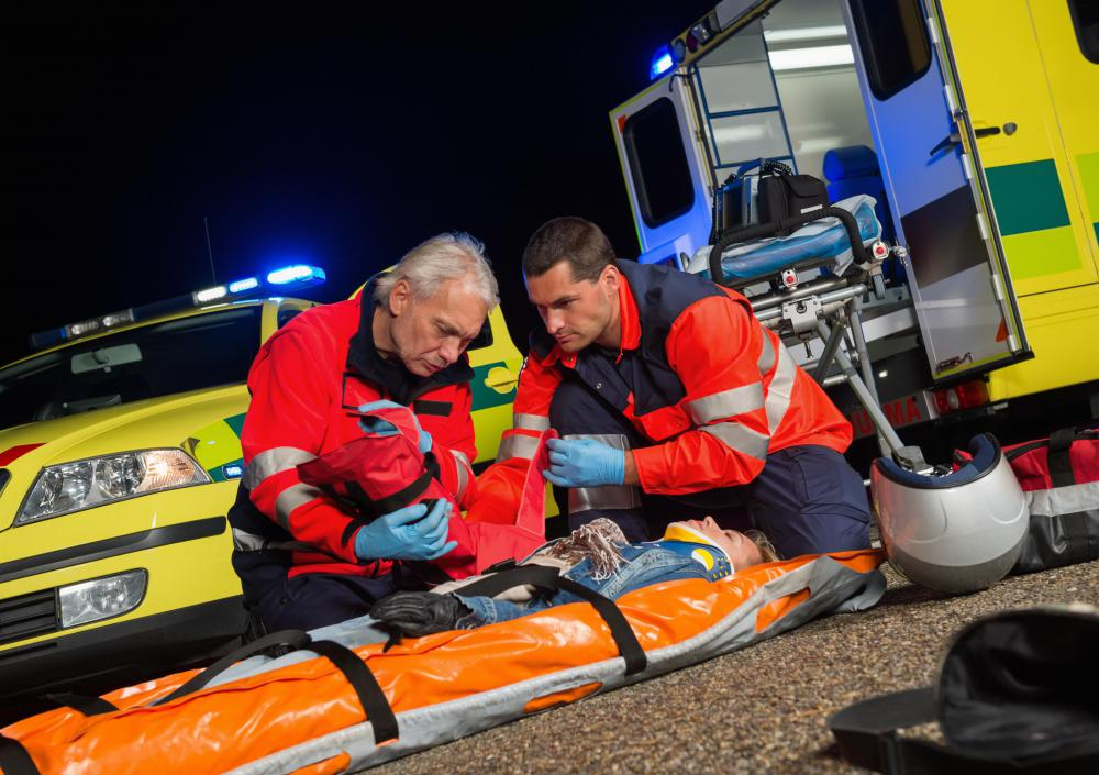 Overseas paramedic jobs are generally open only to those who are already licensed paramedics.