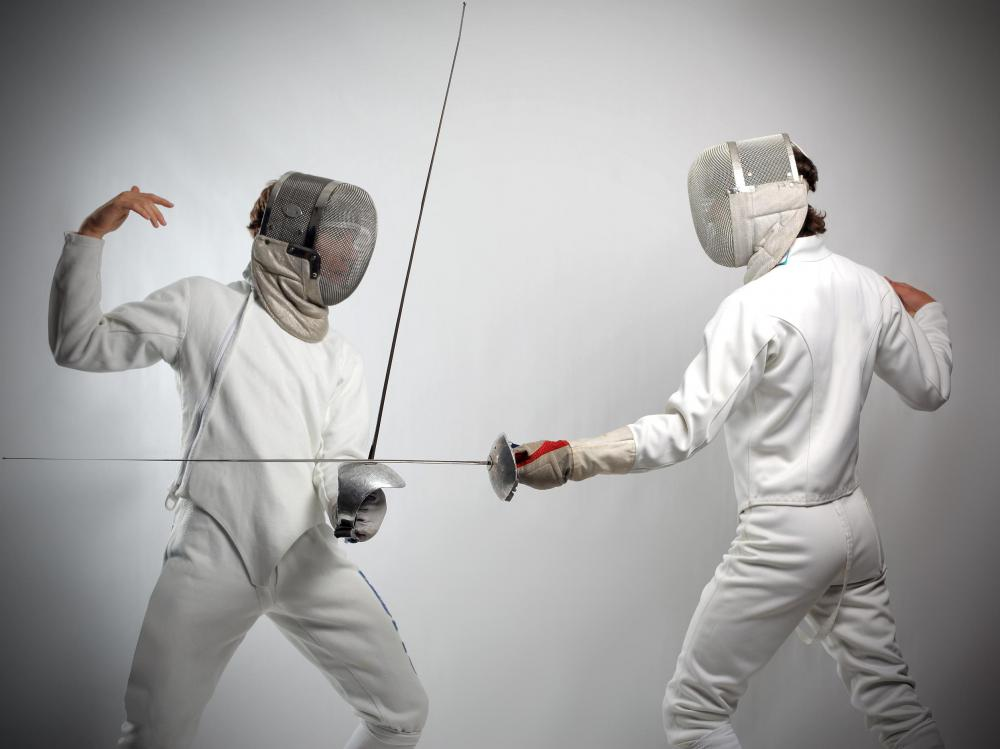 What is Sport Fencing? (with picture)