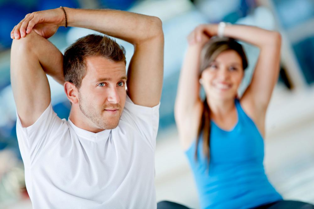 What Is Static Stretching With Pictures