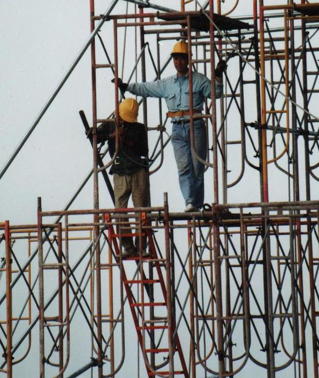 What Are The Different Types Of Wooden Scaffolding