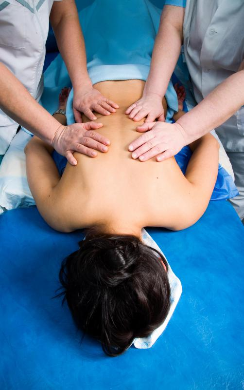 Energy therapy is an alternative medicine technique used to encourage a better flow of healing energy in the body.
