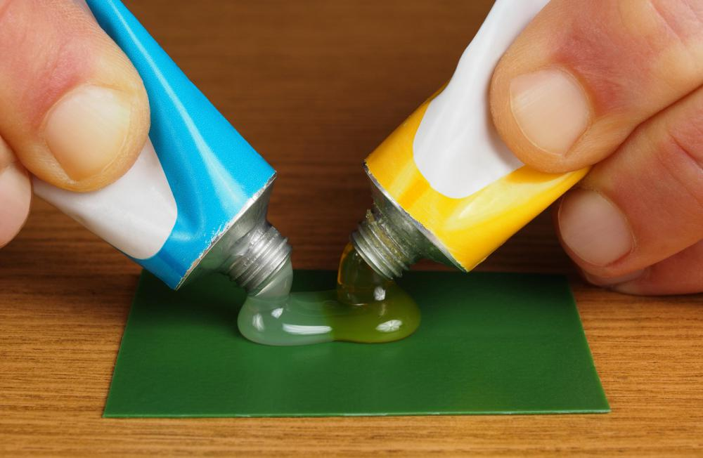 Rubbing alcohol may help remove glue from a surface.