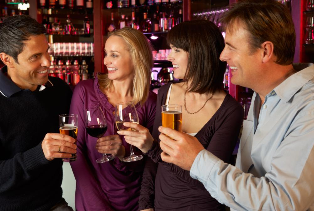 Social discourse includes casual conversation between people when they go out.