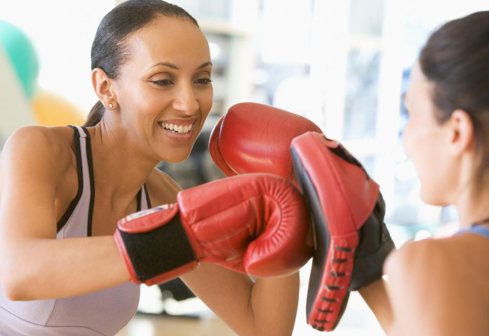 Boxing managers are often in charge of supervising the training of their fighters.