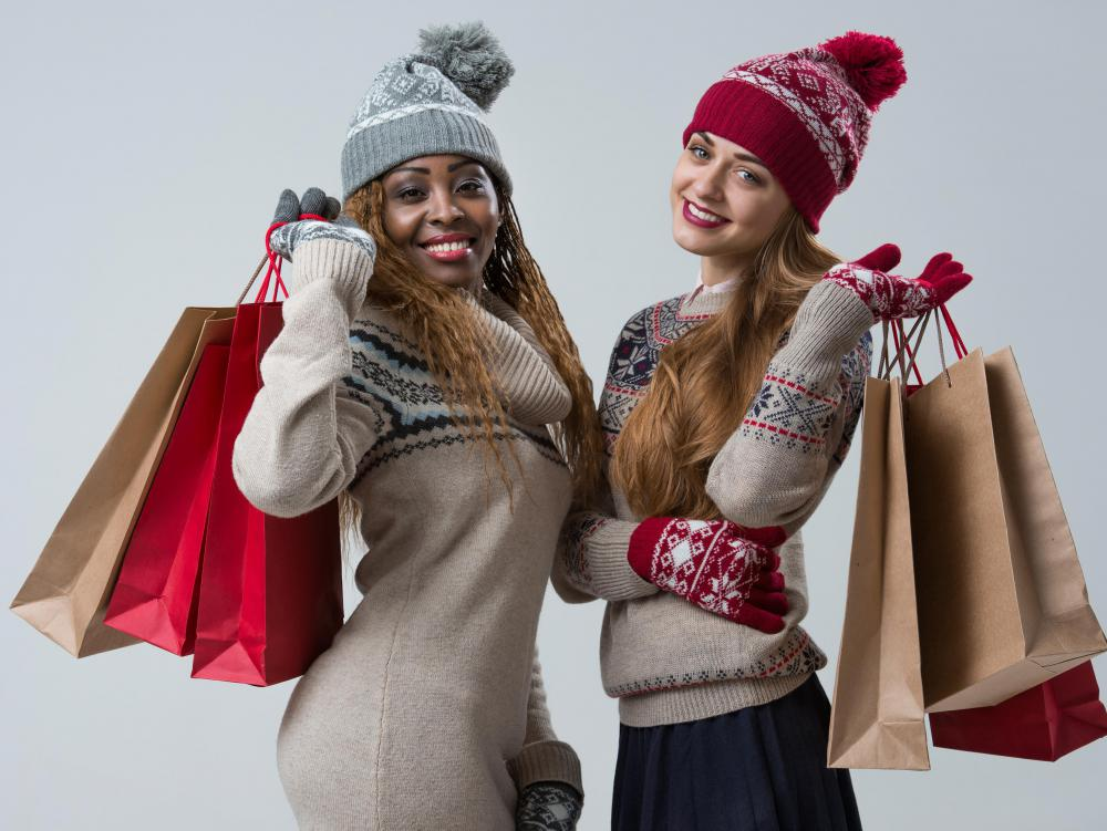 During the holidays, many stores automatically provide gift receipts for their customers.