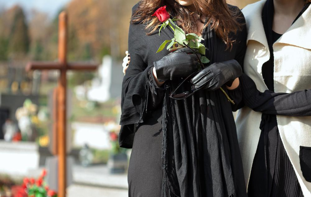 In many green cemeteries, people can organize funerals in anyway they want.