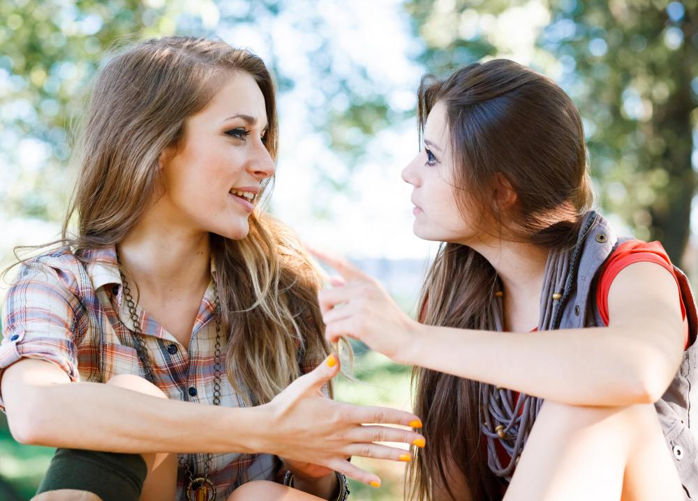 Interacting with other people will greatly improve communication skills.