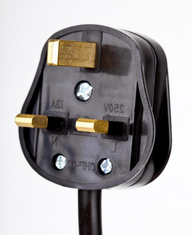 The voltage, frequency and design of European wall outlets varies widely from those in the U.S.