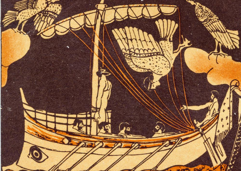 "Homer's ""Odyssey"" is a classic example of narrative poetry."
