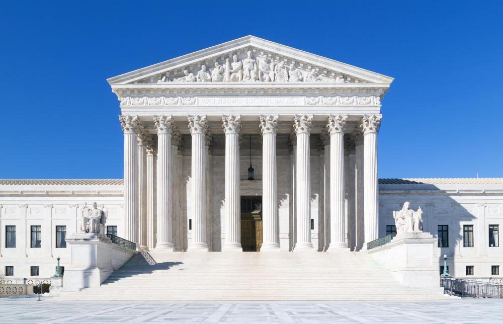 The U.S. Supreme Court first established the Miller Test for obscenity.