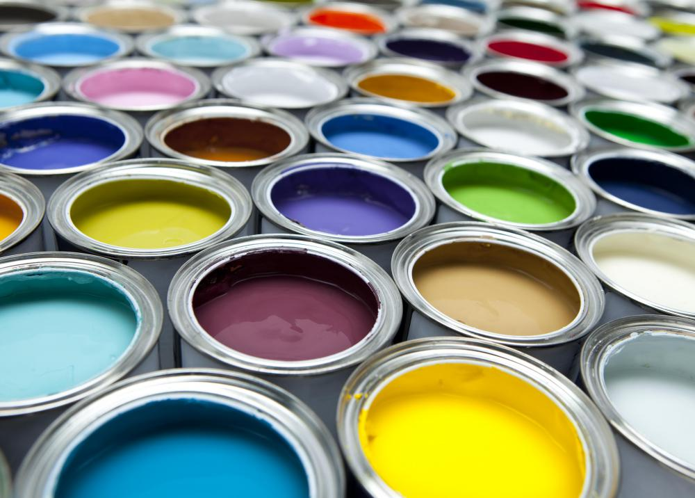 If some areas of the home need painting, choose appealing colors.