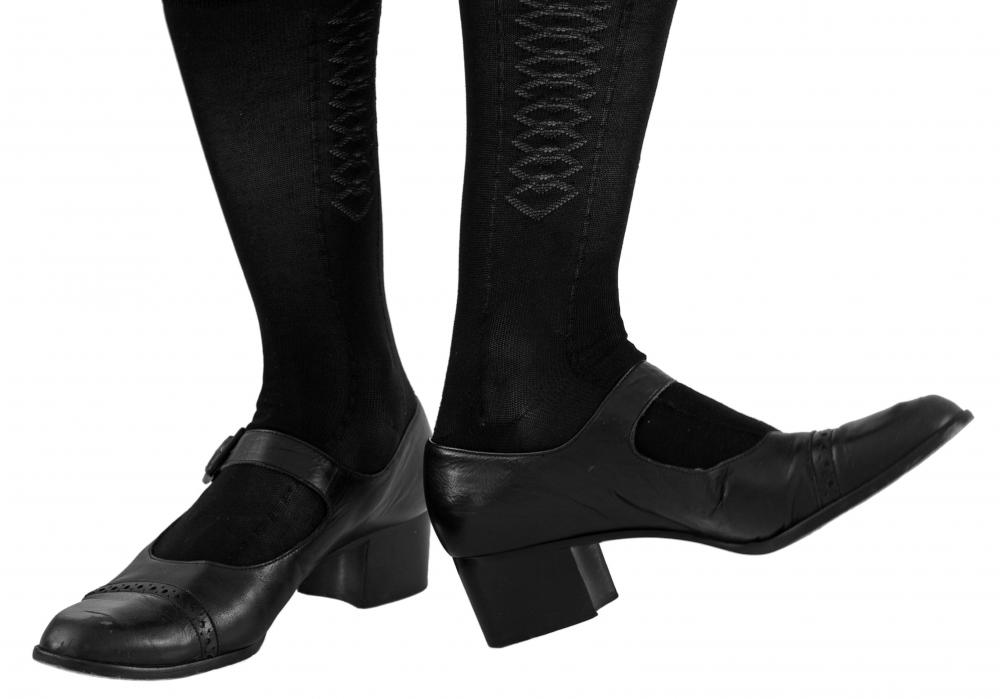 Aspiring tap dancers must purchase tap shoes.