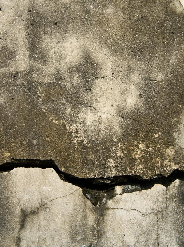 Deeper wall cracks may be indicative of a more serious structural issue.