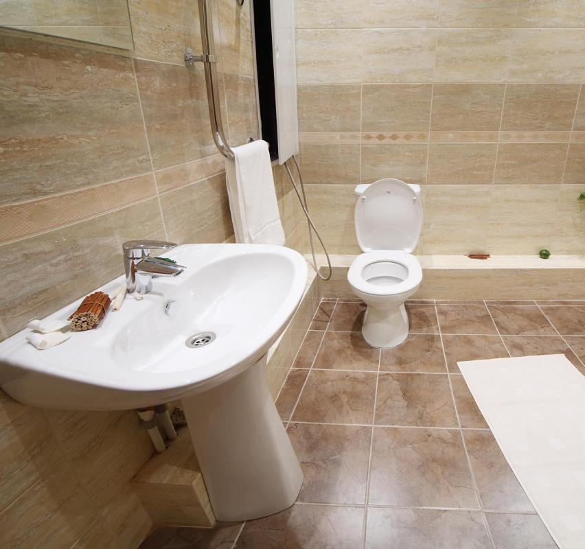 Bathroom remodeling jobs range from cosmetic to complete overhauls.