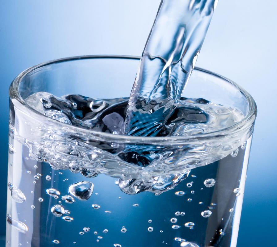 Soft water filters can lead to increased levels of sodium in drinking water.