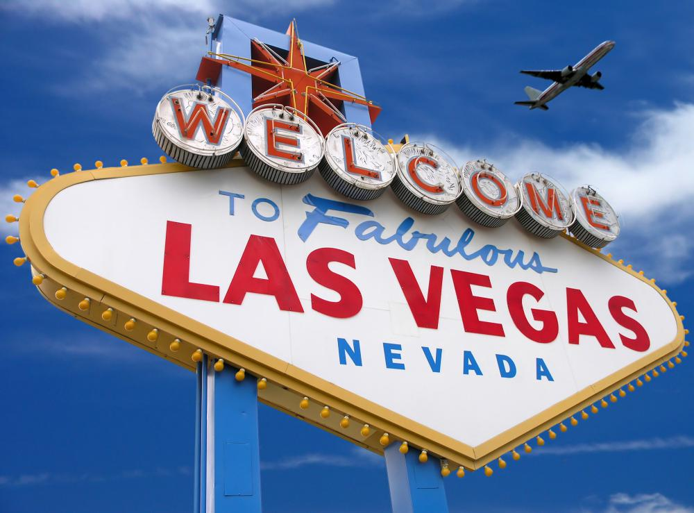 Las Vegas Is Known For Its Wedding Chapels