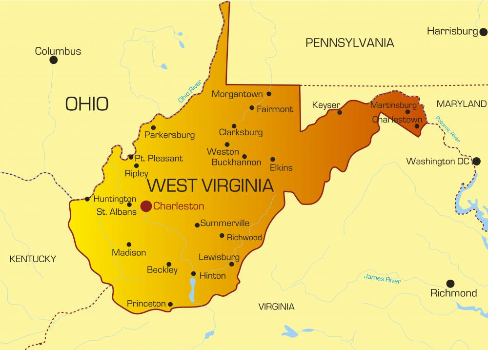 Why Is West Virginia Called the Mountain State with picture