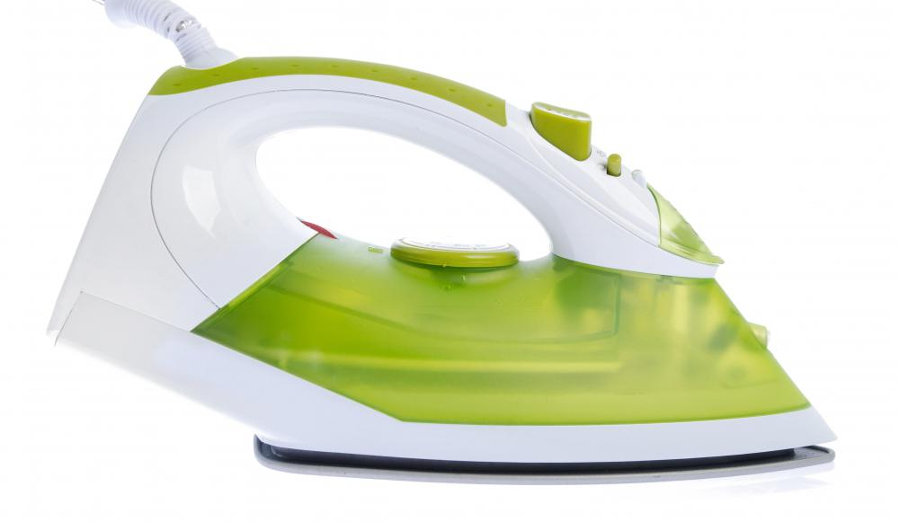Steam irons are available in a wide range of styles.