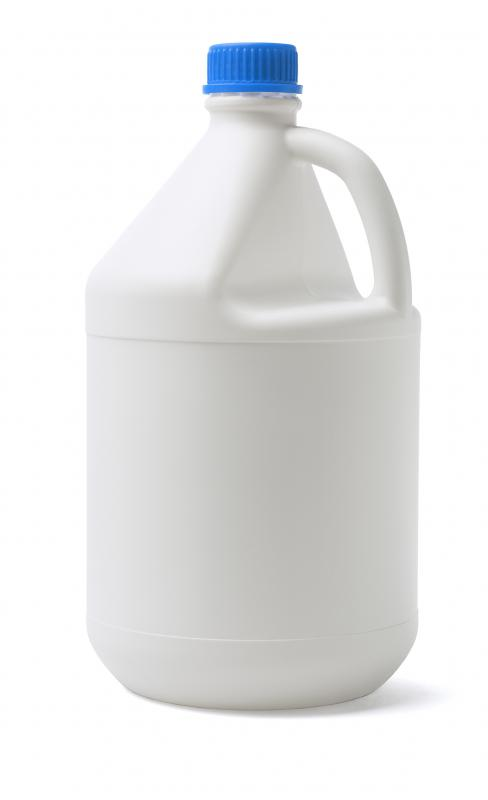 Bleach should always be kept away from ammonia, as the two combined create toxic gases.