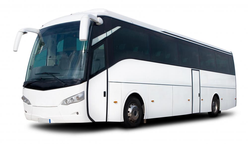 The size of the bus is one factor that affects the price of a charter rental.