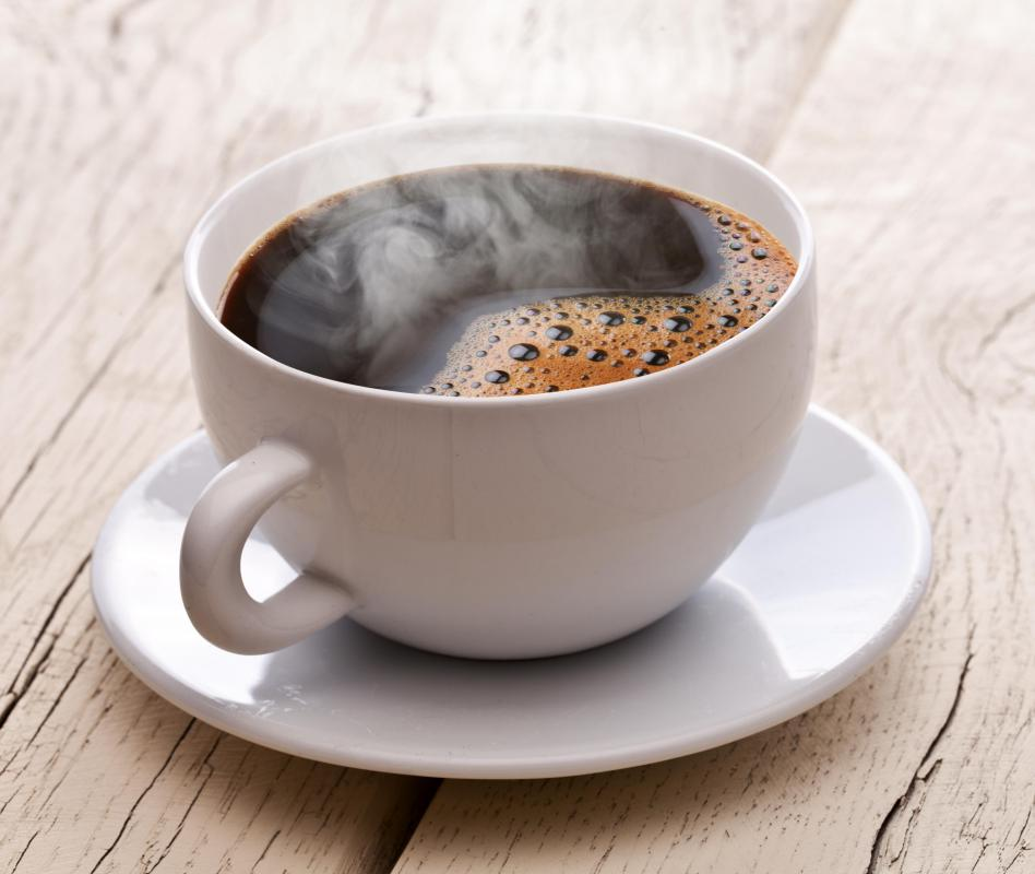 People with oral submucous fibrosis should avoid coffee.