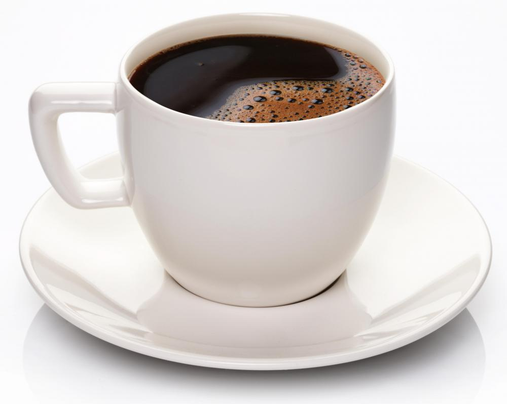 An individual who is taking an over-the-counter stimulant should consider reducing coffee consumption.