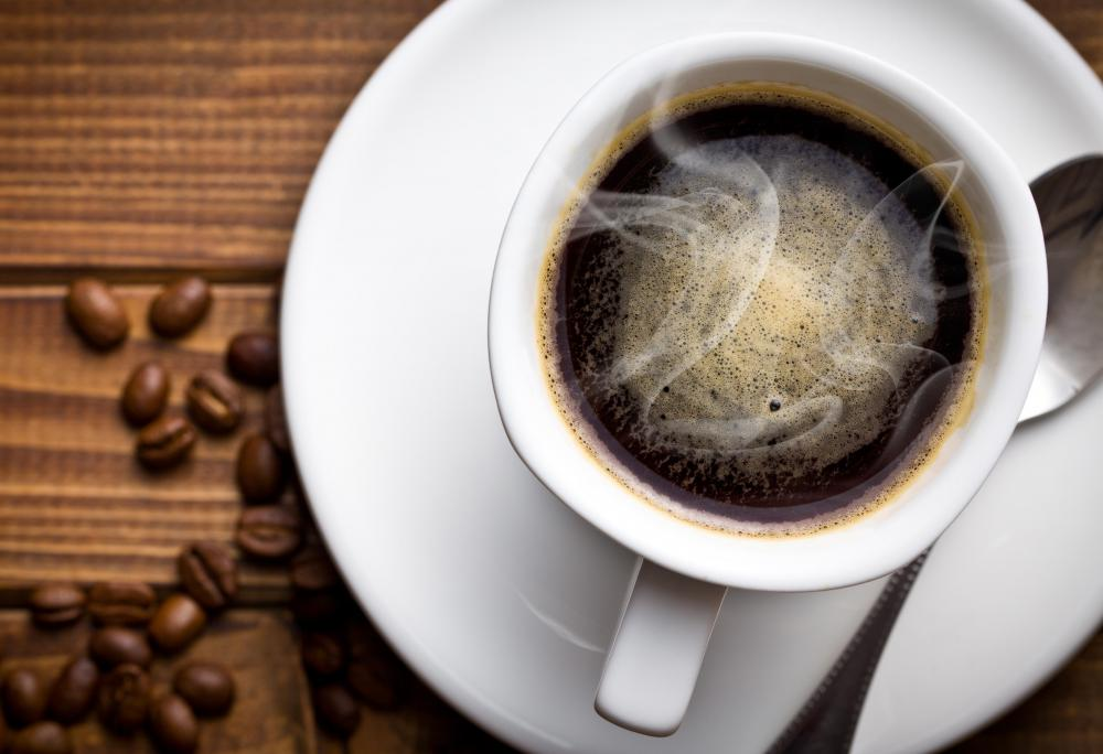 About 80 percent of the coffee consumed in the world is from the Arabica bean.