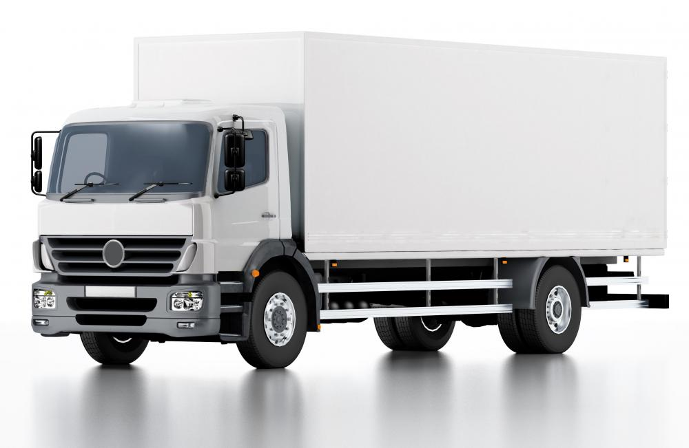 Trucks can be used like mobile billboards, delivering advertising content even in areas where billboards are not common.