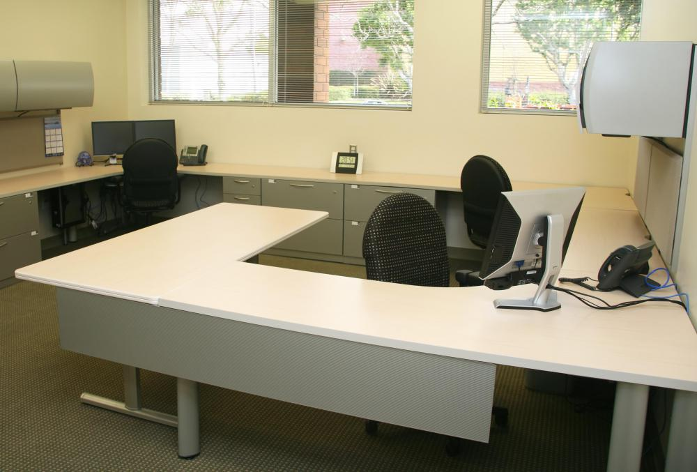 A business's office furniture is among its physical assets.