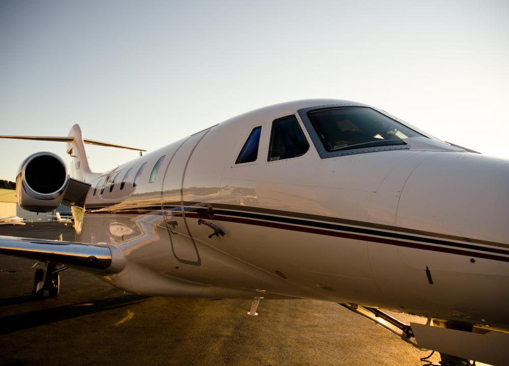 Charter jets are often used by tourists and tour companies, not just wealthy individuals who own their own private jet.