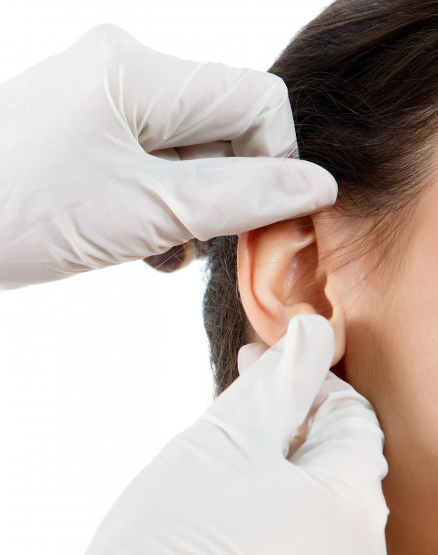Many flu viruses can cause secondary infections, particularly ear infections.