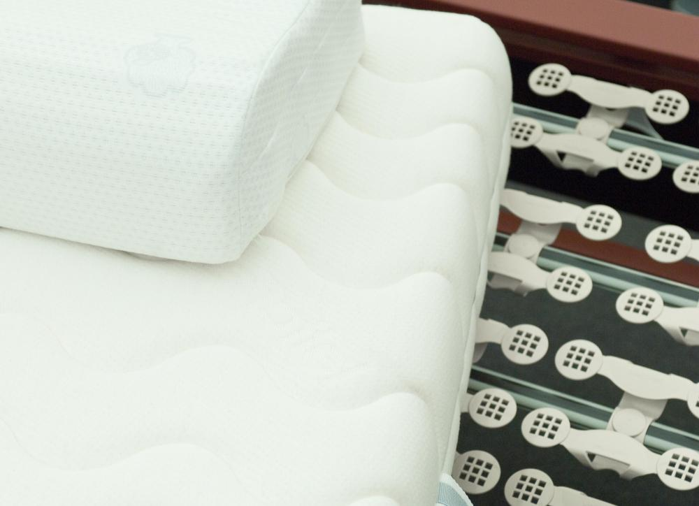 Mattress pads can be used for extra cushion, or as a barrier between the sheets and the bed.