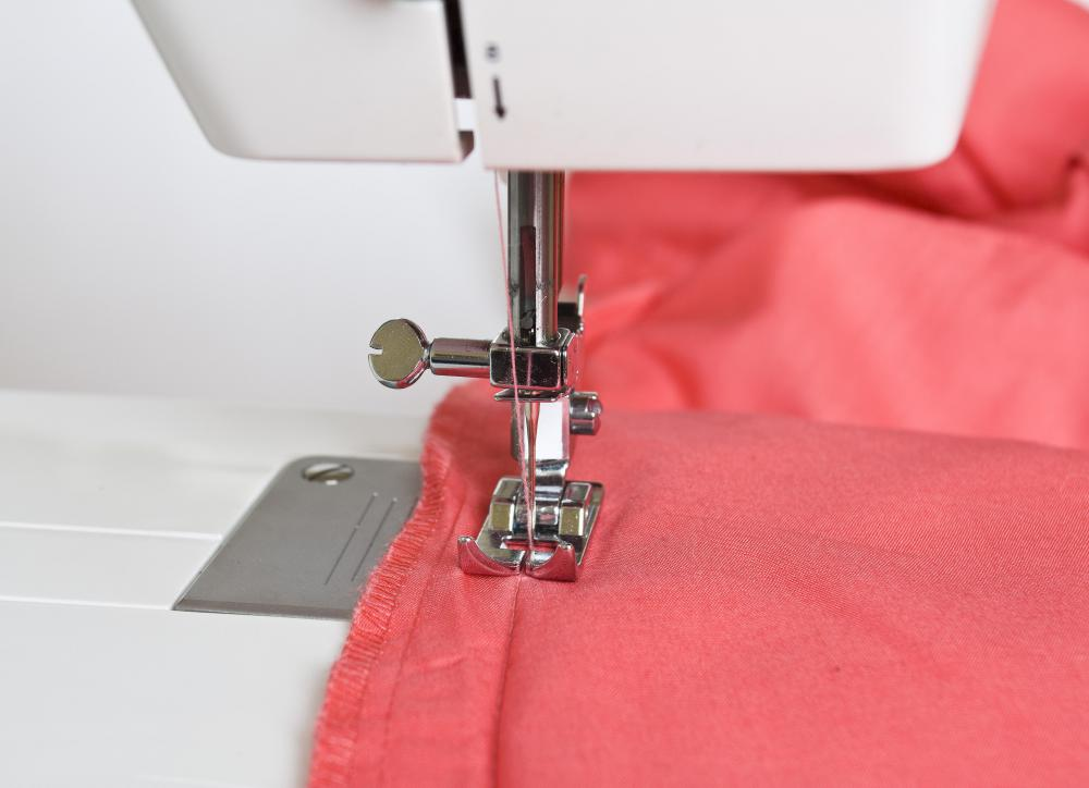 Computerized machines can perform more intricate tasks, like embroidery, than traditional sewing machines.