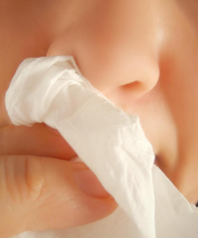 A runny nose may result from mixing meloxicam and ibuprofen.
