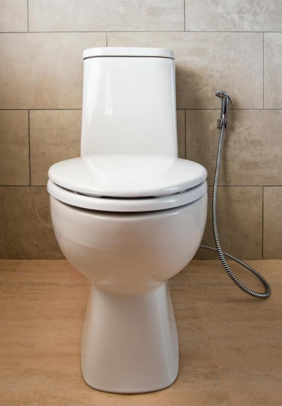 Lovely Hand Held Sprayer Attachments Are Available To Turn A Standard Toilet Into  A Bidet.