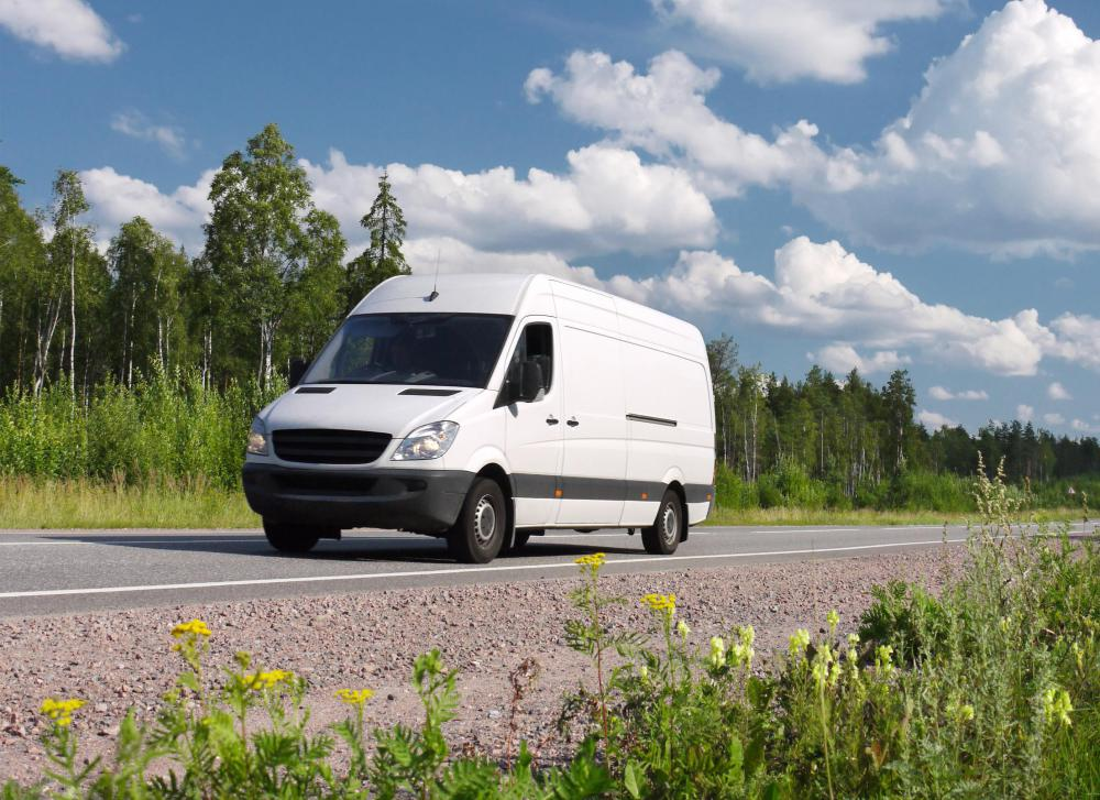 Van insurance may be purchased by companies who utilize vans in the ordinary course of business, such as plumbers.