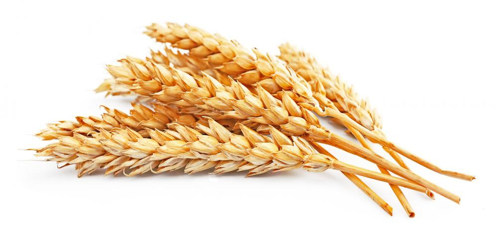 Whole grains are a good source of dietary zinc.